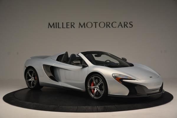 New 2016 McLaren 650S Spider for sale Sold at Alfa Romeo of Westport in Westport CT 06880 10