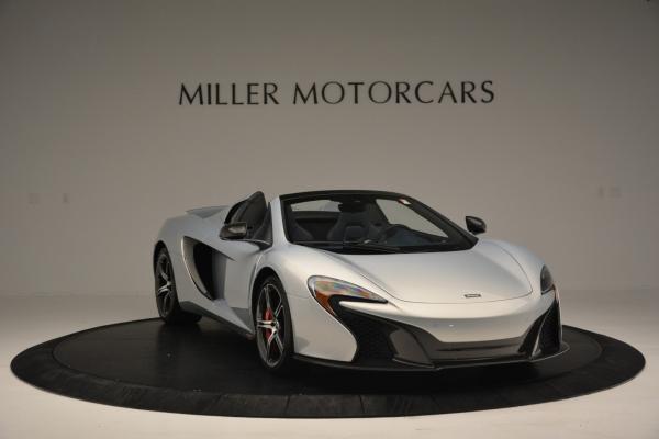 New 2016 McLaren 650S Spider for sale Sold at Alfa Romeo of Westport in Westport CT 06880 11