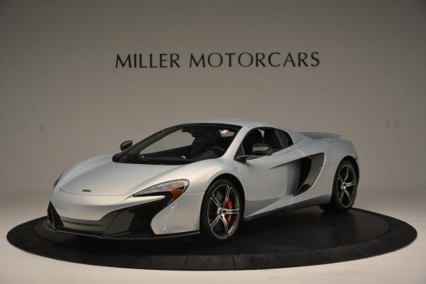 New 2016 McLaren 650S Spider for sale Sold at Alfa Romeo of Westport in Westport CT 06880 13