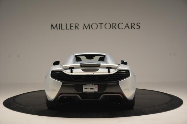 New 2016 McLaren 650S Spider for sale Sold at Alfa Romeo of Westport in Westport CT 06880 16