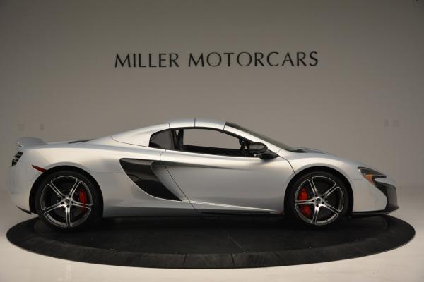 New 2016 McLaren 650S Spider for sale Sold at Alfa Romeo of Westport in Westport CT 06880 18
