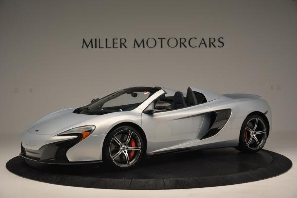 New 2016 McLaren 650S Spider for sale Sold at Alfa Romeo of Westport in Westport CT 06880 2