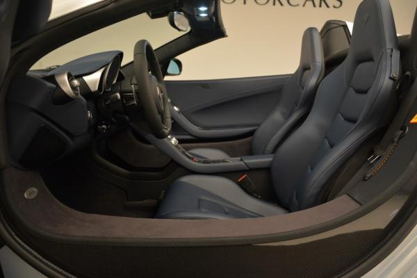 New 2016 McLaren 650S Spider for sale Sold at Alfa Romeo of Westport in Westport CT 06880 21