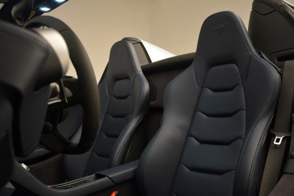 New 2016 McLaren 650S Spider for sale Sold at Alfa Romeo of Westport in Westport CT 06880 22