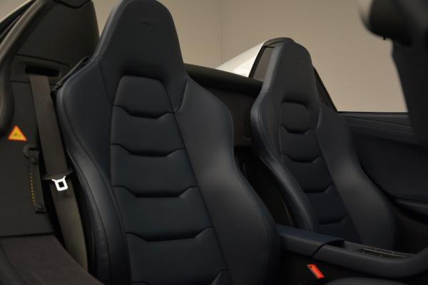 New 2016 McLaren 650S Spider for sale Sold at Alfa Romeo of Westport in Westport CT 06880 28