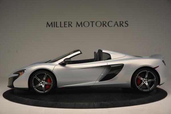 New 2016 McLaren 650S Spider for sale Sold at Alfa Romeo of Westport in Westport CT 06880 3