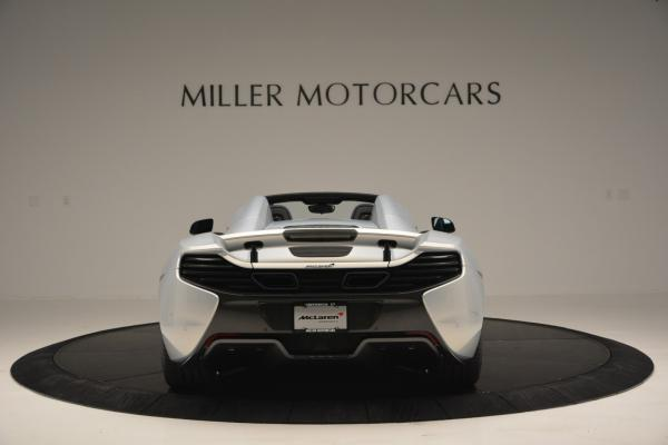 New 2016 McLaren 650S Spider for sale Sold at Alfa Romeo of Westport in Westport CT 06880 6
