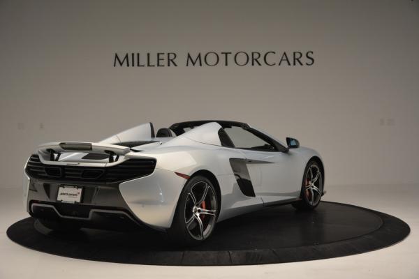 New 2016 McLaren 650S Spider for sale Sold at Alfa Romeo of Westport in Westport CT 06880 7