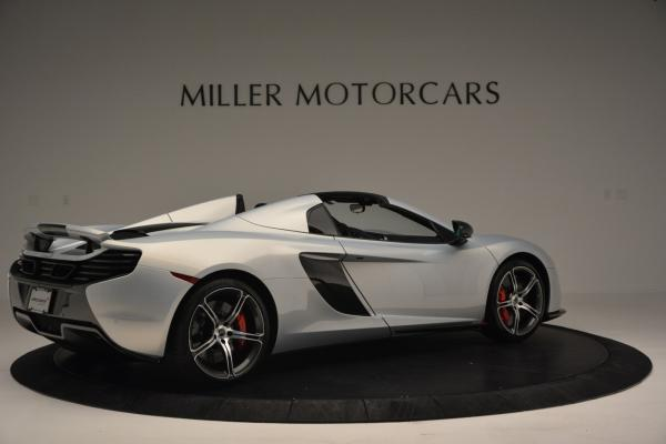 New 2016 McLaren 650S Spider for sale Sold at Alfa Romeo of Westport in Westport CT 06880 8