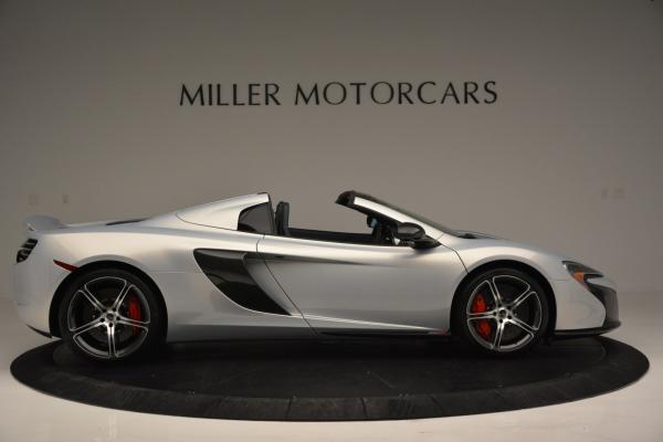 New 2016 McLaren 650S Spider for sale Sold at Alfa Romeo of Westport in Westport CT 06880 9
