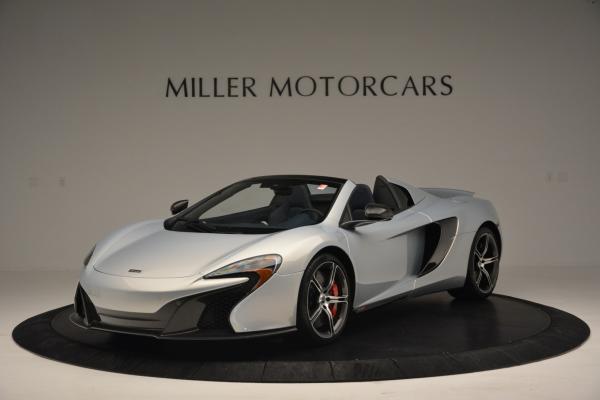 New 2016 McLaren 650S Spider for sale Sold at Alfa Romeo of Westport in Westport CT 06880 1