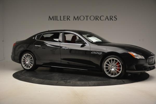 New 2017 Maserati Quattroporte S Q4 GranSport for sale Sold at Alfa Romeo of Westport in Westport CT 06880 10