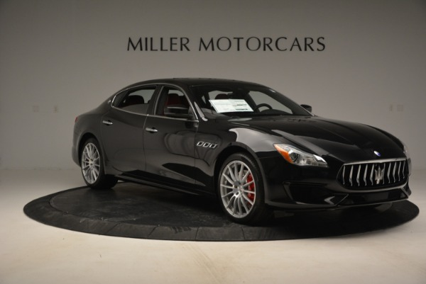 New 2017 Maserati Quattroporte S Q4 GranSport for sale Sold at Alfa Romeo of Westport in Westport CT 06880 11