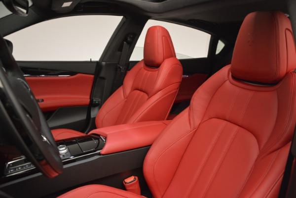 New 2017 Maserati Quattroporte S Q4 GranSport for sale Sold at Alfa Romeo of Westport in Westport CT 06880 14
