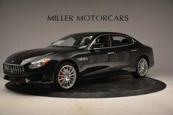 New 2017 Maserati Quattroporte S Q4 GranSport for sale Sold at Alfa Romeo of Westport in Westport CT 06880 2