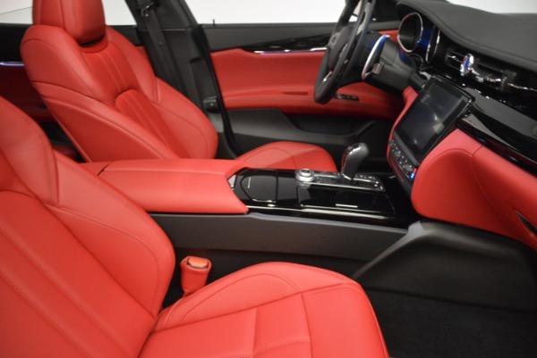 New 2017 Maserati Quattroporte S Q4 GranSport for sale Sold at Alfa Romeo of Westport in Westport CT 06880 20