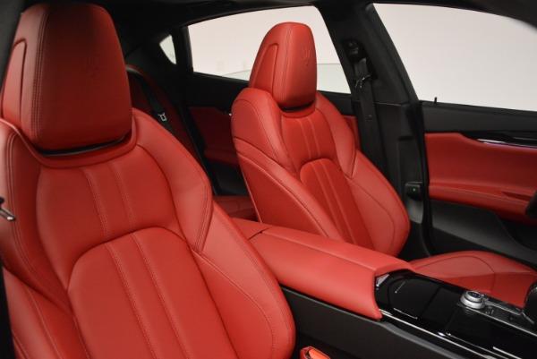 New 2017 Maserati Quattroporte S Q4 GranSport for sale Sold at Alfa Romeo of Westport in Westport CT 06880 21