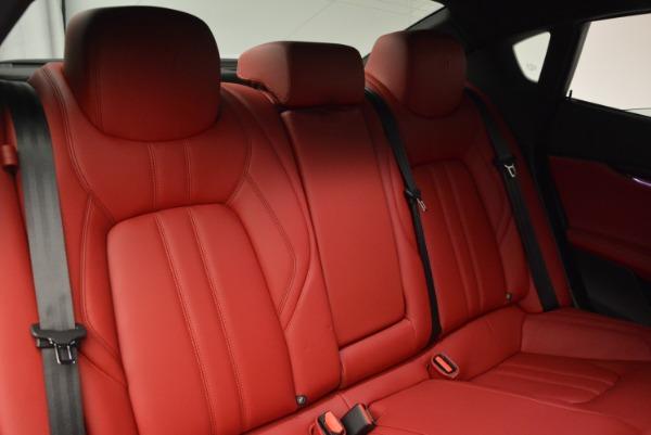 New 2017 Maserati Quattroporte S Q4 GranSport for sale Sold at Alfa Romeo of Westport in Westport CT 06880 22