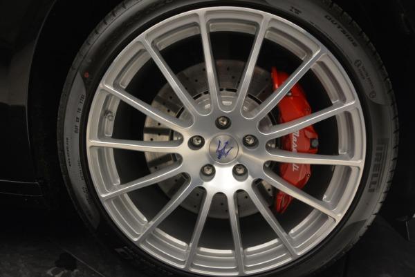 New 2017 Maserati Quattroporte S Q4 GranSport for sale Sold at Alfa Romeo of Westport in Westport CT 06880 25
