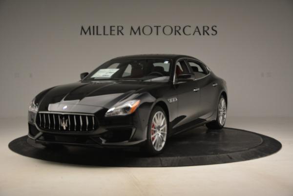New 2017 Maserati Quattroporte S Q4 GranSport for sale Sold at Alfa Romeo of Westport in Westport CT 06880 1