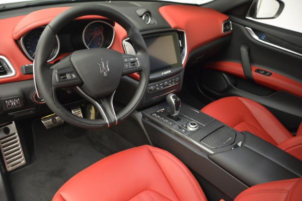 Used 2017 Maserati Ghibli S Q4 for sale $47,900 at Alfa Romeo of Westport in Westport CT 06880 13