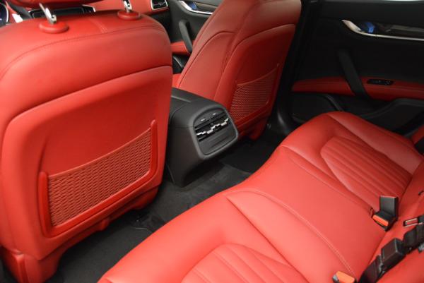 Used 2017 Maserati Ghibli S Q4 for sale $47,900 at Alfa Romeo of Westport in Westport CT 06880 17