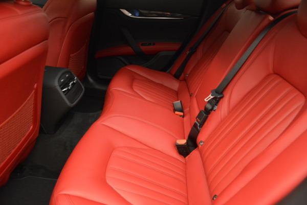 New 2017 Maserati Ghibli S Q4 for sale Sold at Alfa Romeo of Westport in Westport CT 06880 18