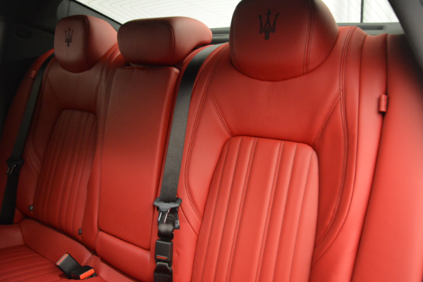 Used 2017 Maserati Ghibli S Q4 for sale $47,900 at Alfa Romeo of Westport in Westport CT 06880 19