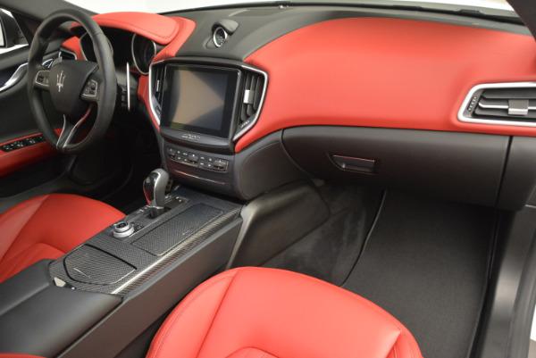 New 2017 Maserati Ghibli S Q4 for sale Sold at Alfa Romeo of Westport in Westport CT 06880 20