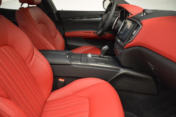 Used 2017 Maserati Ghibli S Q4 for sale $47,900 at Alfa Romeo of Westport in Westport CT 06880 21