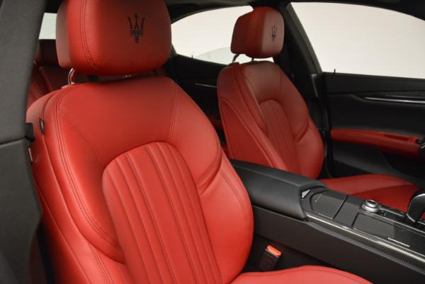 Used 2017 Maserati Ghibli S Q4 for sale $47,900 at Alfa Romeo of Westport in Westport CT 06880 22