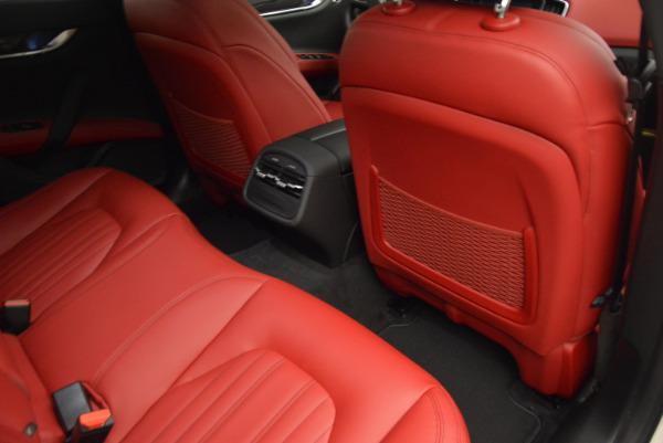 New 2017 Maserati Ghibli S Q4 for sale Sold at Alfa Romeo of Westport in Westport CT 06880 23