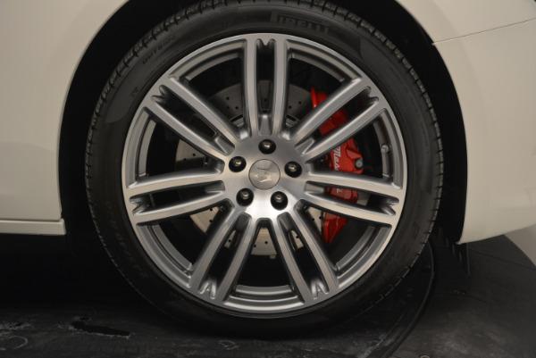 Used 2017 Maserati Ghibli S Q4 for sale $47,900 at Alfa Romeo of Westport in Westport CT 06880 26