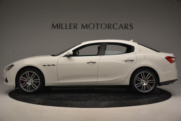 Used 2017 Maserati Ghibli S Q4 for sale $47,900 at Alfa Romeo of Westport in Westport CT 06880 3