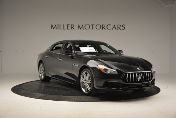 New 2017 Maserati Quattroporte S Q4 GranLusso for sale Sold at Alfa Romeo of Westport in Westport CT 06880 11