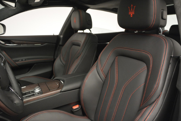 New 2017 Maserati Quattroporte S Q4 GranLusso for sale Sold at Alfa Romeo of Westport in Westport CT 06880 18