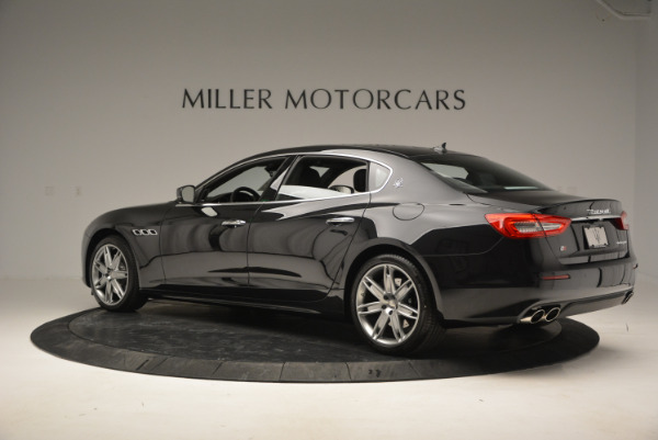 New 2017 Maserati Quattroporte S Q4 GranLusso for sale Sold at Alfa Romeo of Westport in Westport CT 06880 4