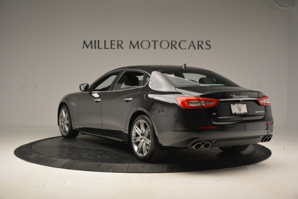 New 2017 Maserati Quattroporte S Q4 GranLusso for sale Sold at Alfa Romeo of Westport in Westport CT 06880 5