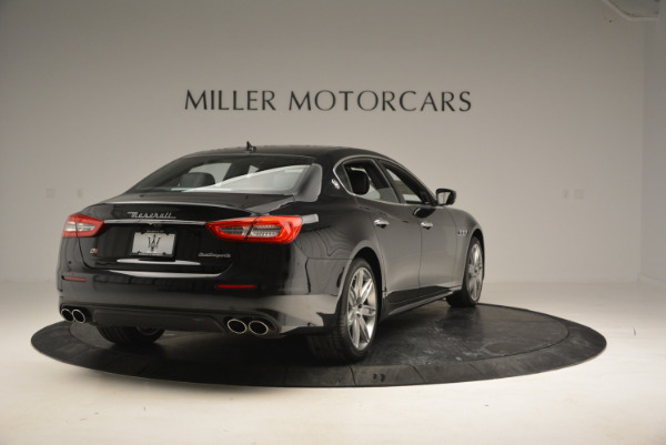 New 2017 Maserati Quattroporte S Q4 GranLusso for sale Sold at Alfa Romeo of Westport in Westport CT 06880 7