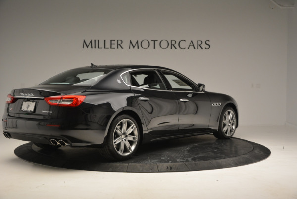 New 2017 Maserati Quattroporte S Q4 GranLusso for sale Sold at Alfa Romeo of Westport in Westport CT 06880 8
