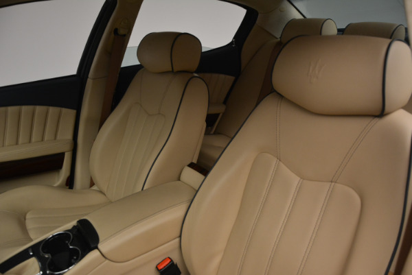 Used 2010 Maserati Quattroporte S for sale Sold at Alfa Romeo of Westport in Westport CT 06880 13