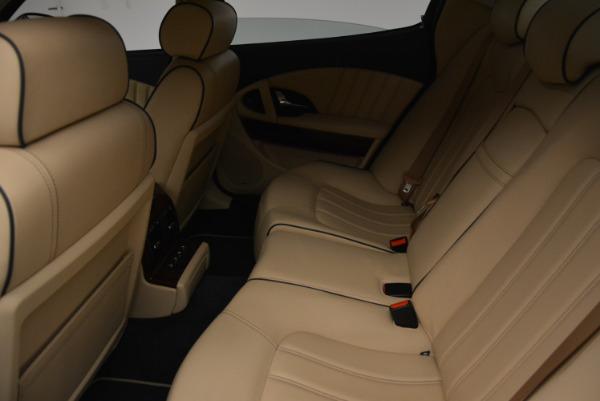 Used 2010 Maserati Quattroporte S for sale Sold at Alfa Romeo of Westport in Westport CT 06880 24