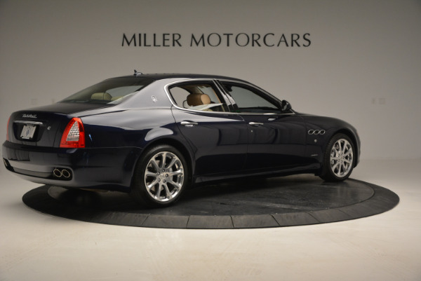 Used 2010 Maserati Quattroporte S for sale Sold at Alfa Romeo of Westport in Westport CT 06880 8
