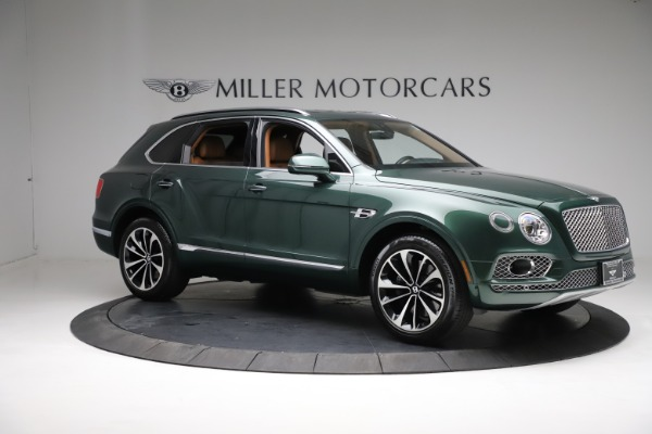 New 2017 Bentley Bentayga for sale Sold at Alfa Romeo of Westport in Westport CT 06880 10