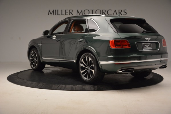 New 2017 Bentley Bentayga for sale Sold at Alfa Romeo of Westport in Westport CT 06880 5