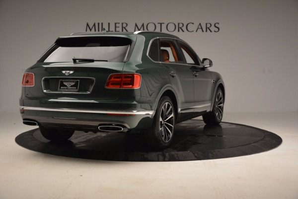 New 2017 Bentley Bentayga for sale Sold at Alfa Romeo of Westport in Westport CT 06880 7