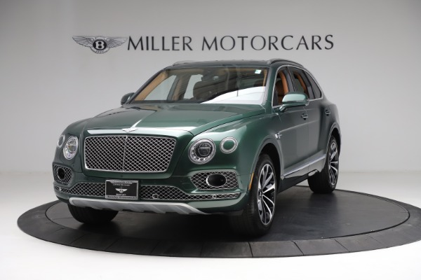 New 2017 Bentley Bentayga for sale Sold at Alfa Romeo of Westport in Westport CT 06880 1
