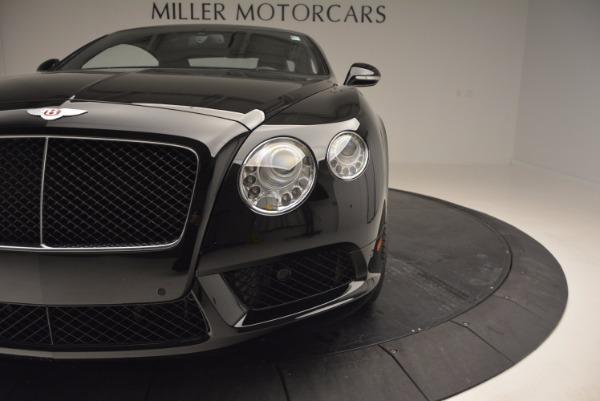 Used 2013 Bentley Continental GT V8 for sale Sold at Alfa Romeo of Westport in Westport CT 06880 15