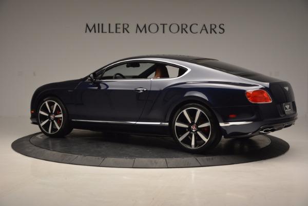 Used 2015 Bentley Continental GT V8 S for sale Sold at Alfa Romeo of Westport in Westport CT 06880 4