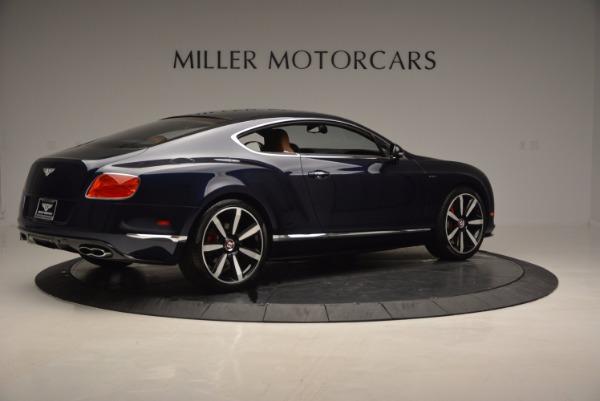 Used 2015 Bentley Continental GT V8 S for sale Sold at Alfa Romeo of Westport in Westport CT 06880 8